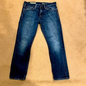 Gap Slim 30x28 Jeans